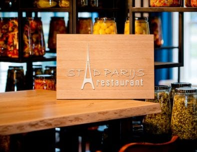 Restaurant Stad Parijs